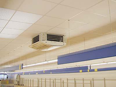 Klimatizace je v létě k nezaplacení
