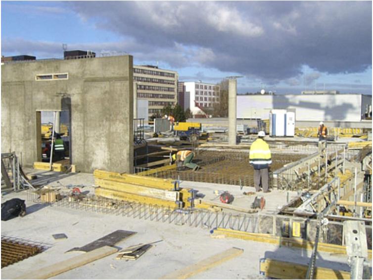 Doba betonovo – skleněná