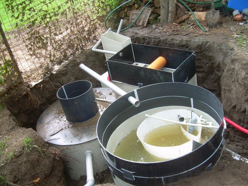 Odpadní vodu vyčistit a dál použít