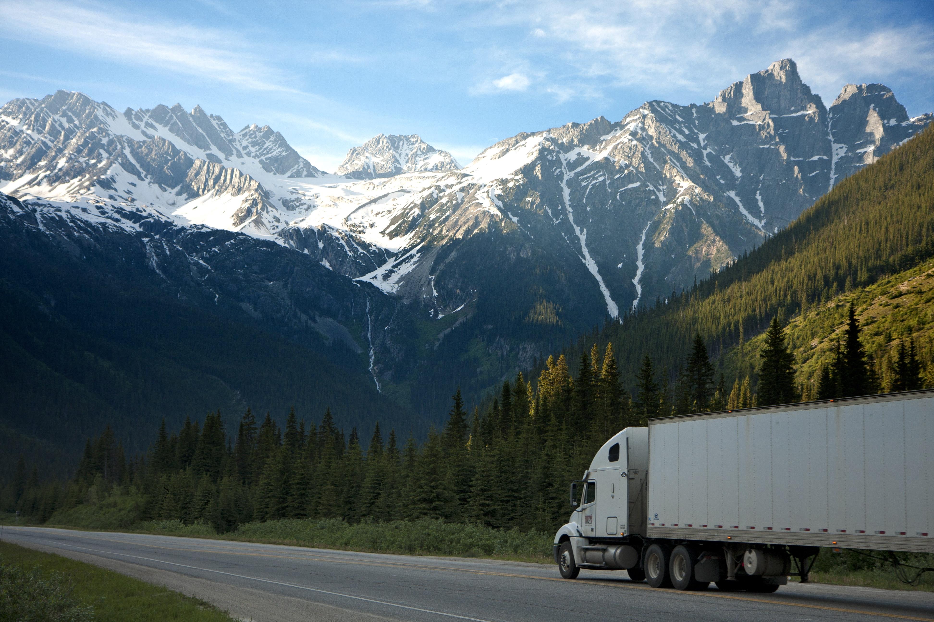 Zboží se přepravuje rychle a bezpečně