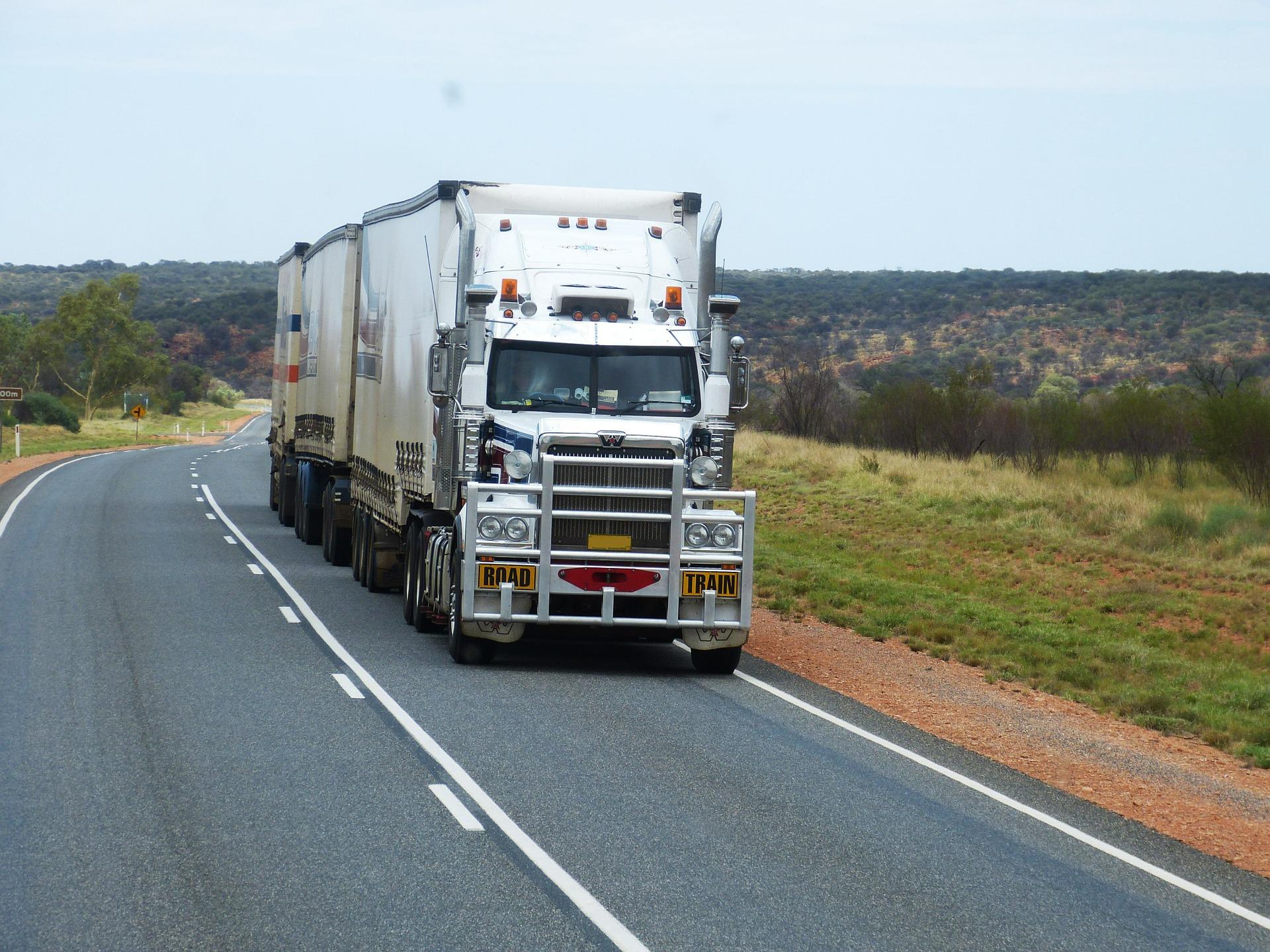 Proč je zbytečné nadávat na kamiony