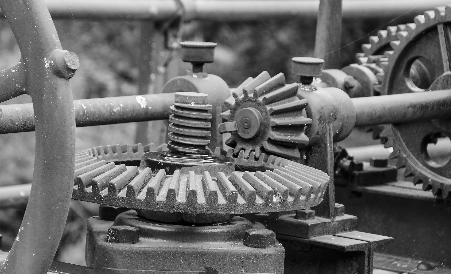 Na strojní vybavení se dají získat dotace