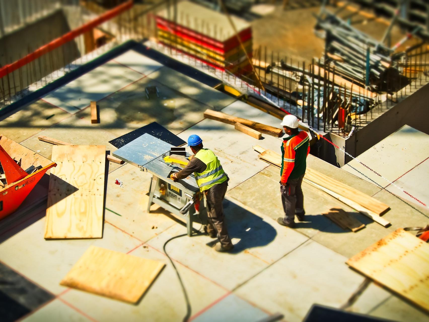 Stavební společnost by měla mít zkušenosti