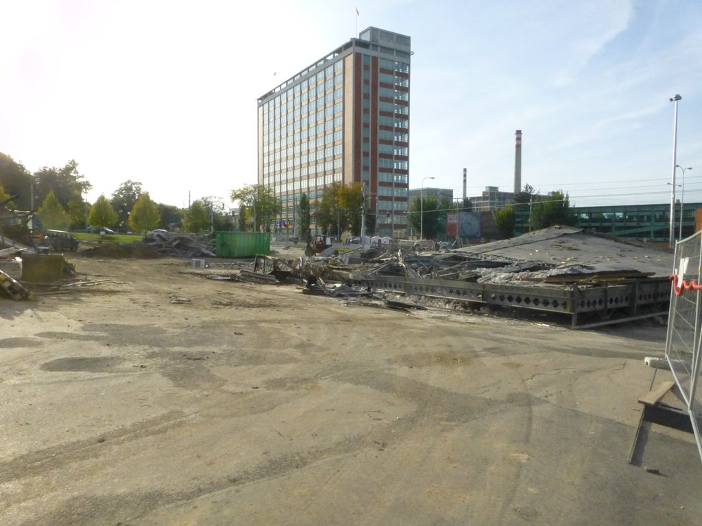Jak na demolici staveb
