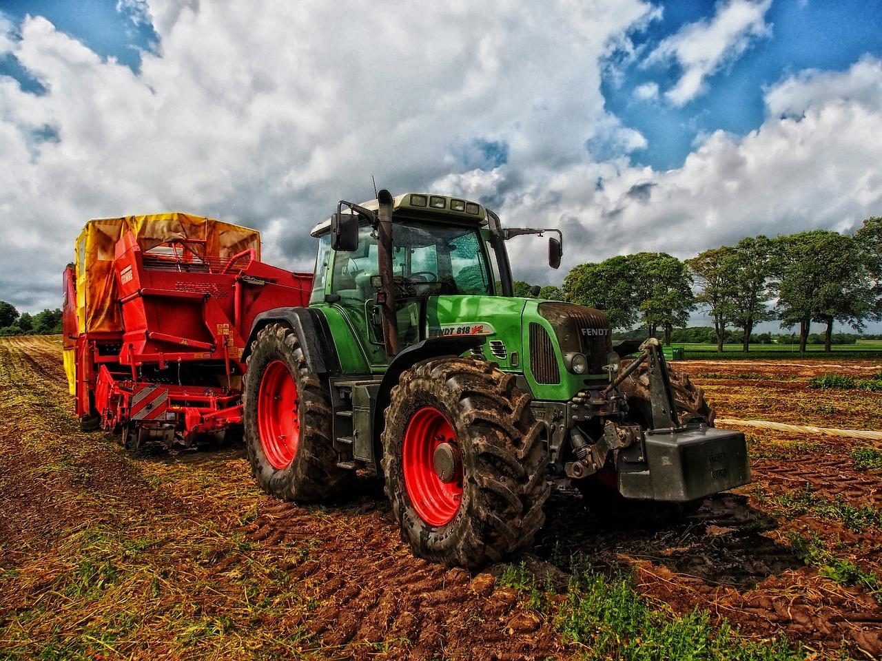 Jak svět přichází o zemědělce