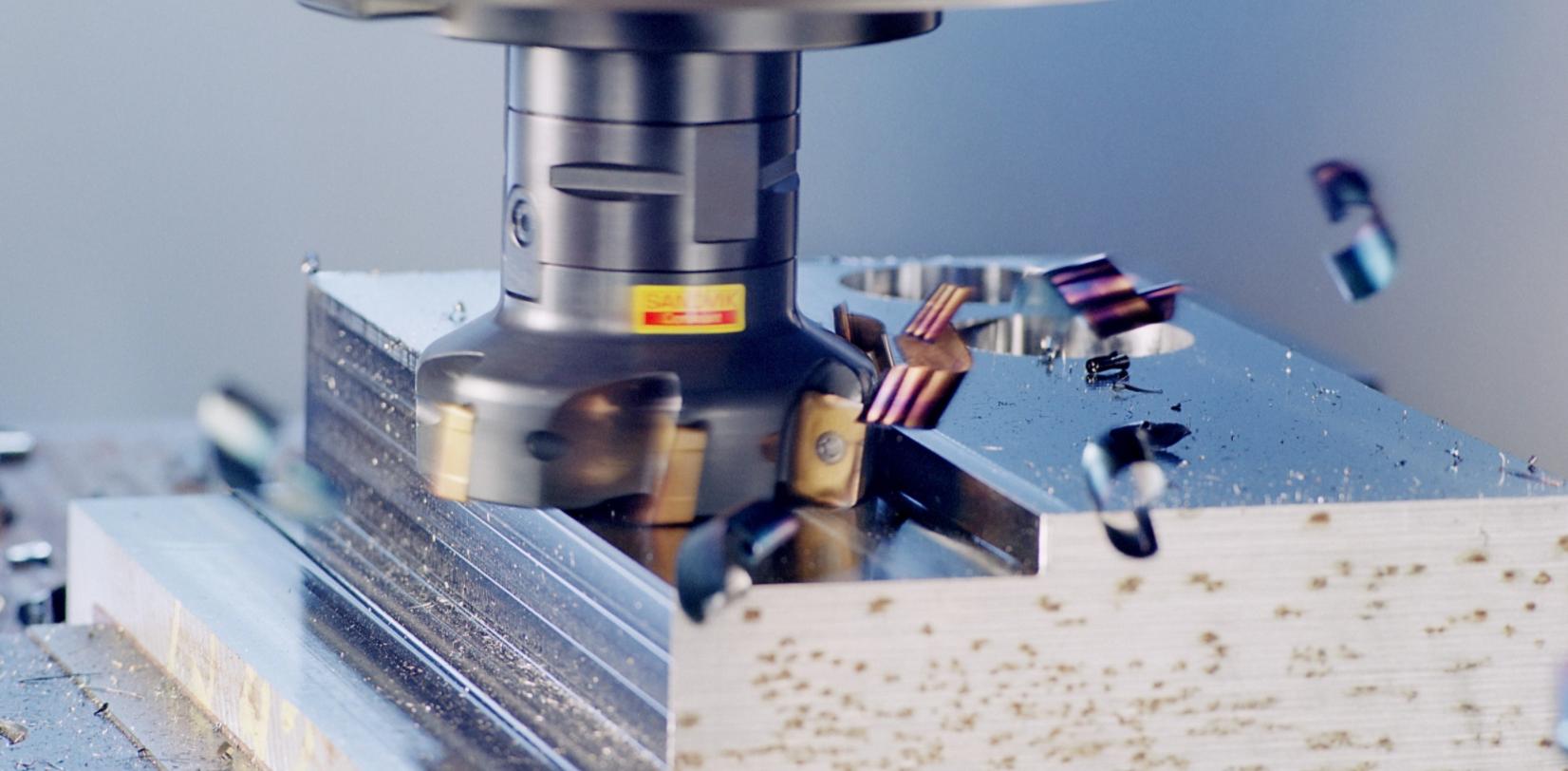 Profesionální úprava kovových dílů všeho druhu